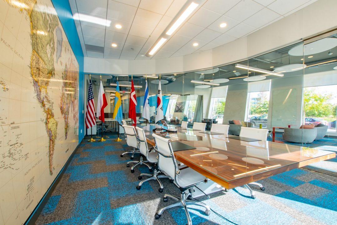 Liberty Property Trust – Paramount Enterprises
