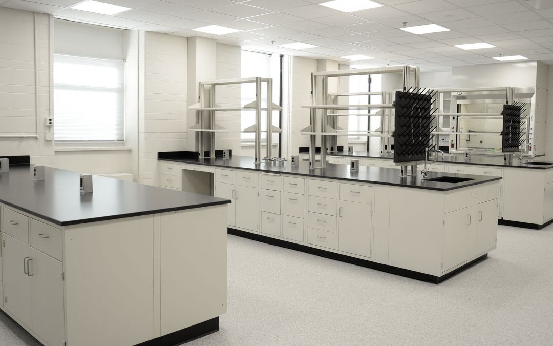 University of Delaware – DuPont Hall Labs
