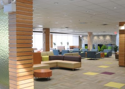 University of Delaware – Perkins Student Center